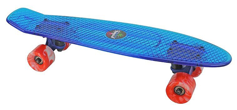 Tempish Buffy Star Skateboard - Blue