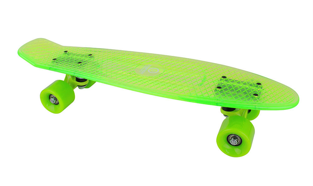 Tempish Buffy Star Skateboard - Green