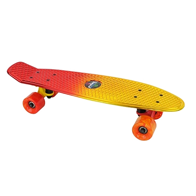 Tempish Buffy Star Skateboard - Gold
