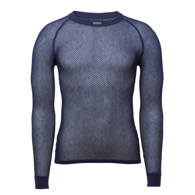 Termoprádlo Brynje Super Thermo Shirt - navy - S