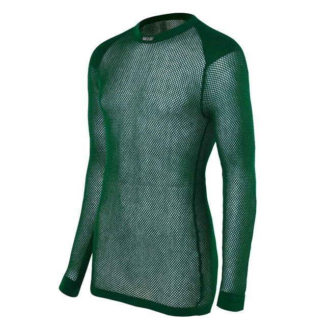 Termoprádlo Brynje Super Thermo Shirt w/inlay - green - S