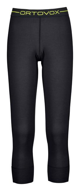 Termoprádlo Ortovox W's 145 Ultra Short Pants - Black Raven - M
