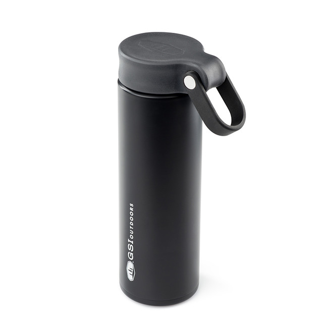 Termoska GSI Outdoors Microlite 500 Twist 500ml - black