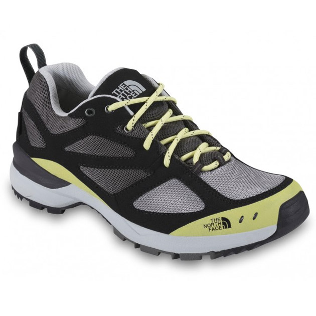 The North Face - Blaze Gtx grey/yellow