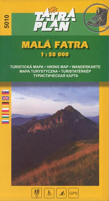 TM 5010 Malá Fatra 1:50 000