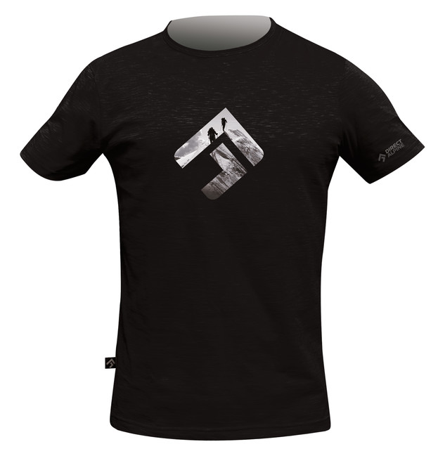 Tričko Direct Alpine Bosco - black (brand) - XL