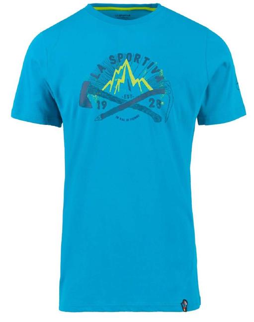 66bed9be Tričko La Sportiva Hipster T-Shirt M - tropic blue | AdamSPORT.eu