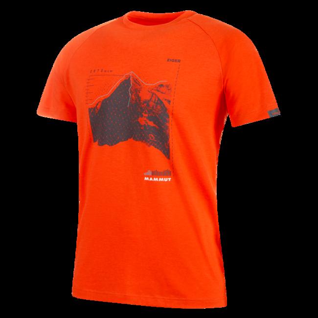 0f4f1e535fa4 Tričko Mammut Mountain T-Shirt - zionprt1 - AdamSPORT.eu