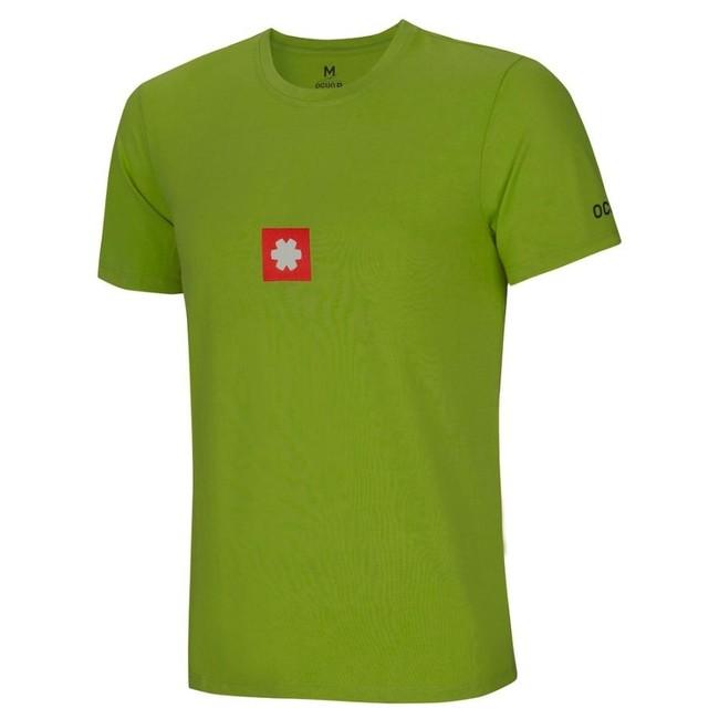 b9957df1c353 Tričko Ocun LOGO TEE men - Pond green