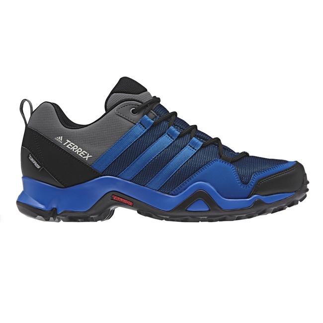 f9f0e85fe78c Turistická obuv Adidas Terrex AX2 CP - blbea cblack grefiv