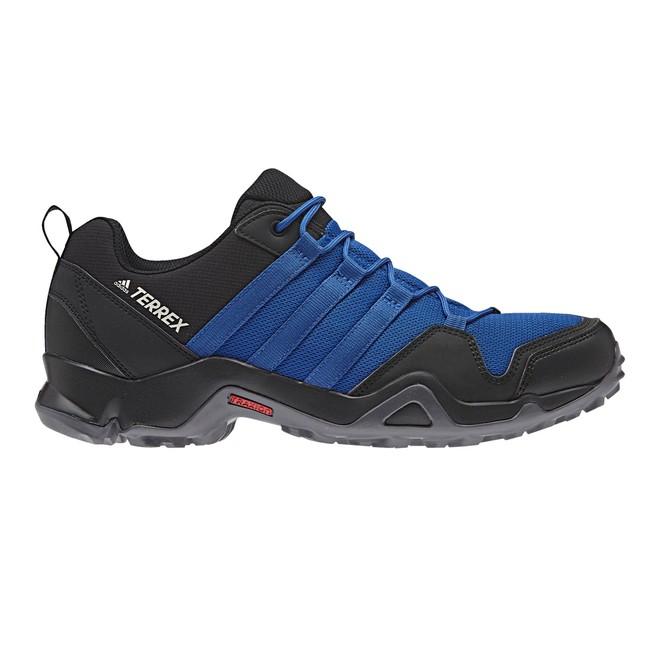 Turistická obuv Adidas Terrex AX2R - cblack/cblack/blubea