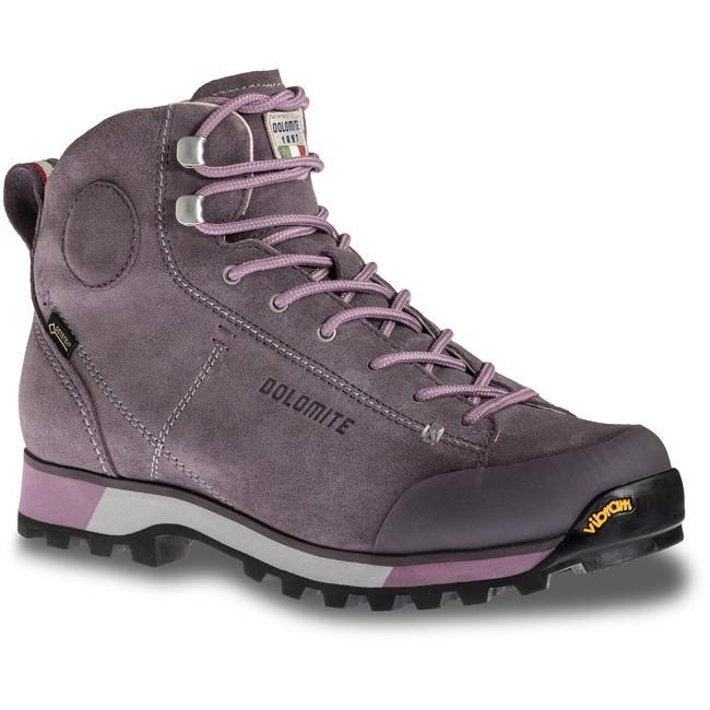 cd3028250518 Turistická obuv Dolomite Cinquantaquattro Hike W´s GTX - dark violet ...