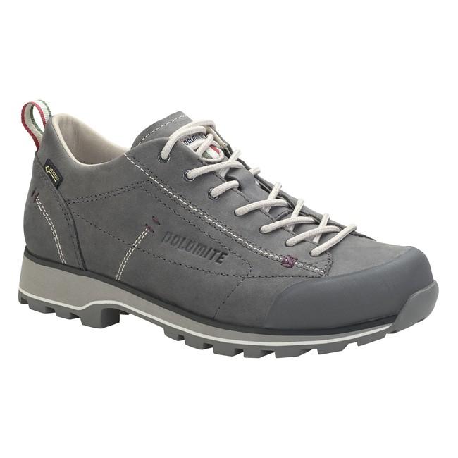Turistická obuv Dolomite Cinquantaquattro Low FG GTX W - Gunmeta Grey - 6 / 39