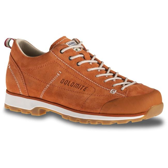 1bcd8d1e4a Turistická obuv Dolomite Cinquantaquattro Low - Orange Rust ...