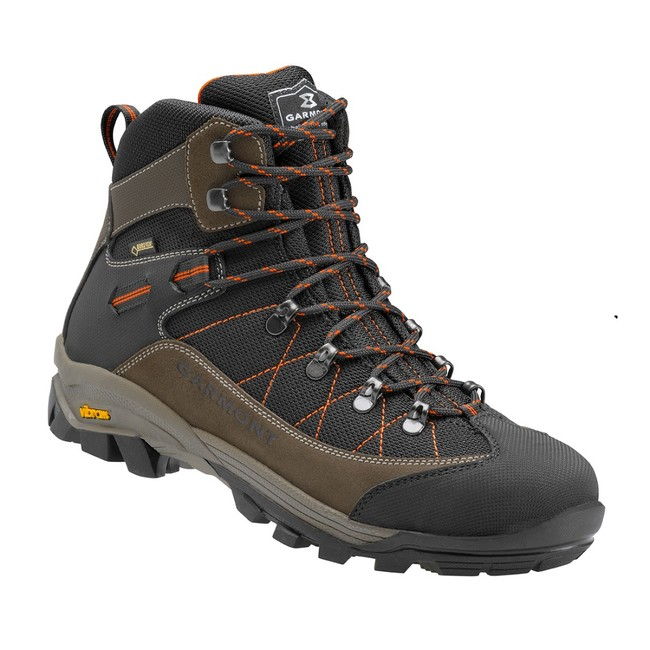 85d95ddeddb87 Turistická obuv Garmont Antelao GTX - brown/orange | AdamSPORT.eu