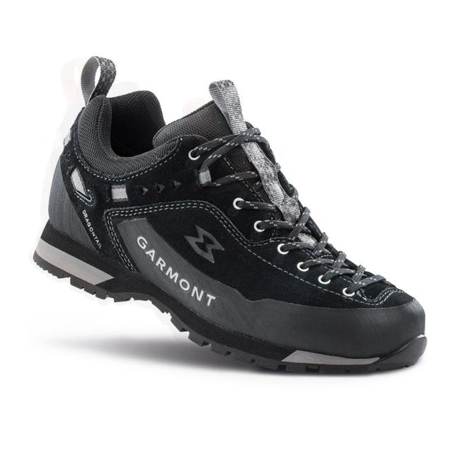 Turistická obuv Garmont Dragontail LT - black/grey - 6 / 39
