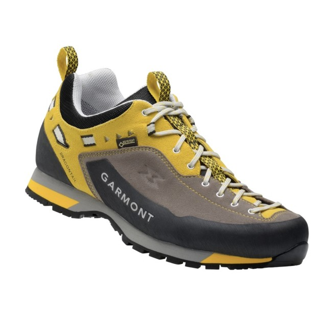 Turistická obuv Garmont Dragontail LT GTX - anthracite yellow ... 9c80b2b15ab