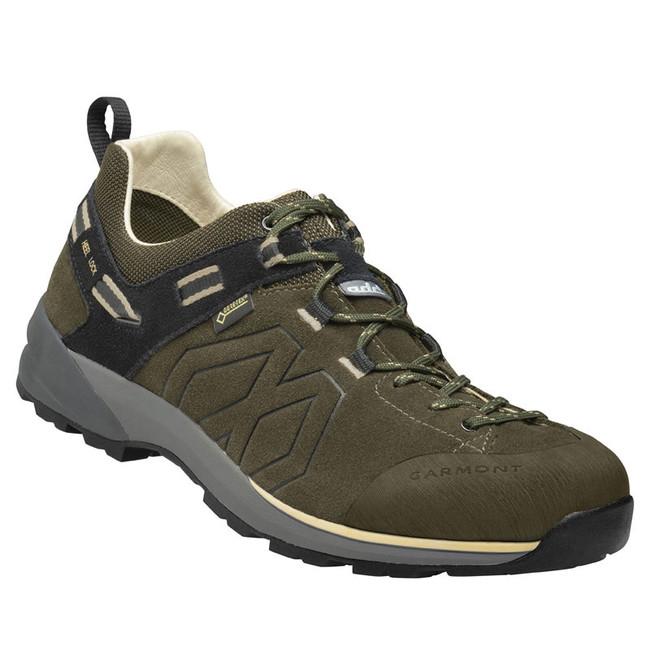 Turistická obuv Garmont Santiago Low GTX - olive green beige ... 13ad822064e