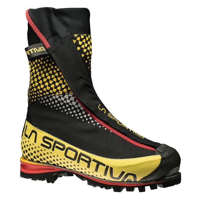 Turistická obuv La Sportiva G5 - black/yellow - 9'5+ / 44
