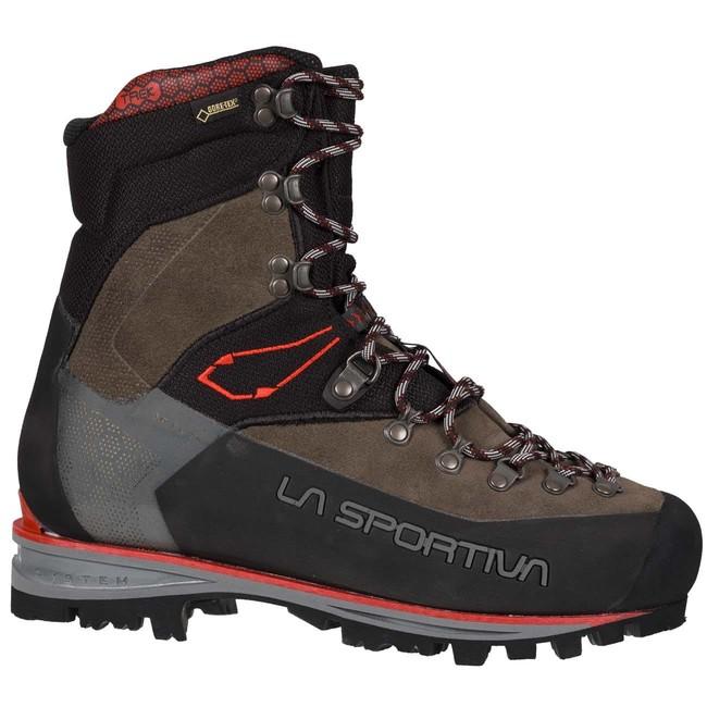 Turistická obuv La Sportiva Nepal Trek Evo GTX - Anthracite/Red - 8'5 / 42'5
