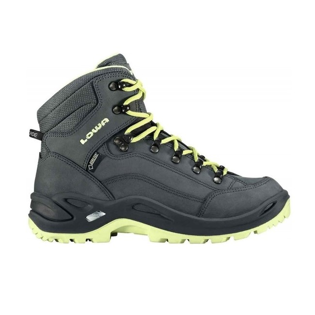 Turistická obuv Lowa Renegade GTX Mid Lady - grey mint  6146637b7f6