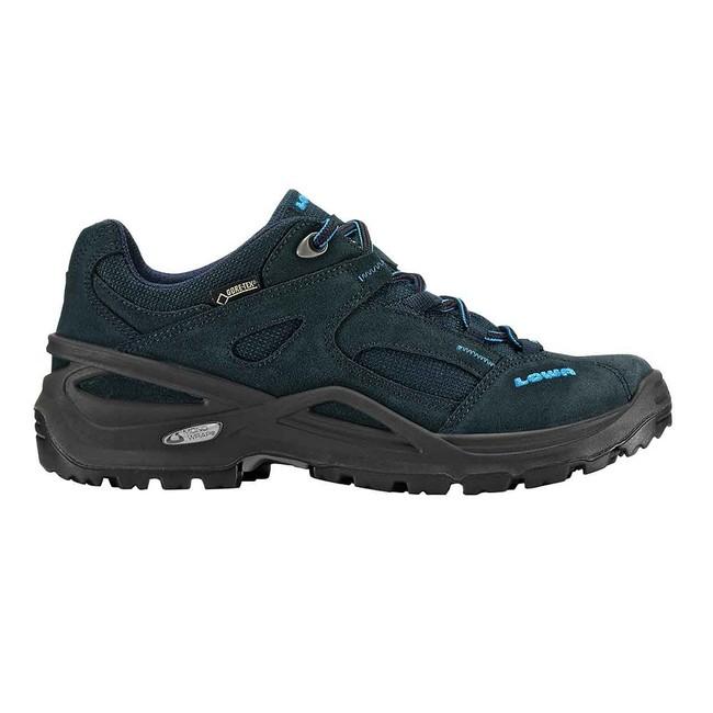 Turistická obuv Lowa Sirkos GTX Lady - navy/blue - 6+ / 39'5