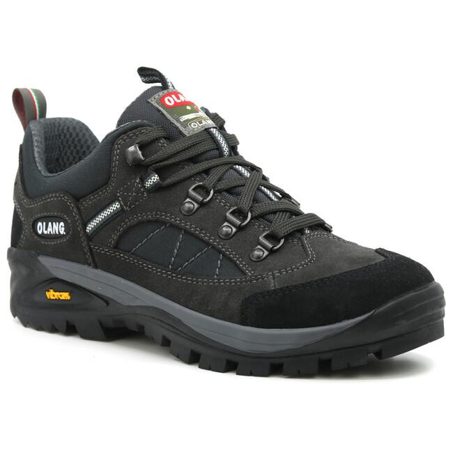 Turistická obuv Olang Pieve TEX 816 - anthracite - 9'5+ / 44