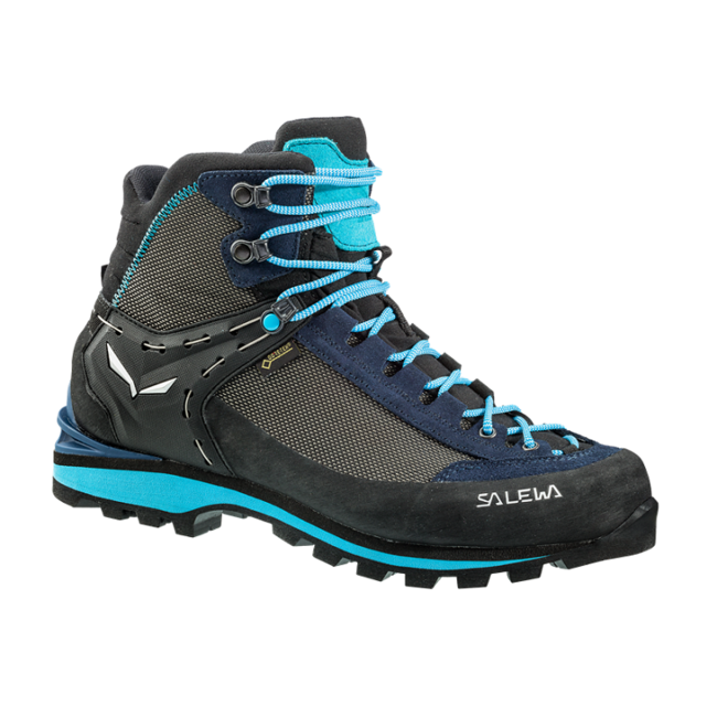 Turistická obuv Salewa WS Crow GTX - premium navy eternal blue ... 5375c3e2413