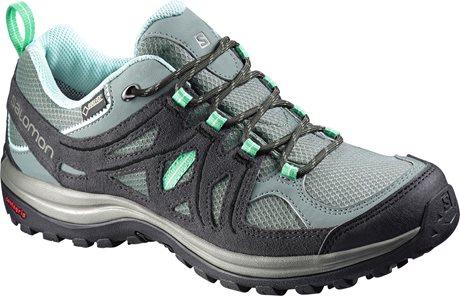 Turistická obuv Salomon Ellipse 2 GTX W - tt/asph/green