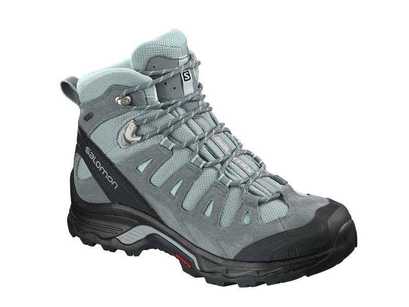 Turistická obuv Salomon Quest Prime GTX W - Le/Stormy Wea - 5 / 38