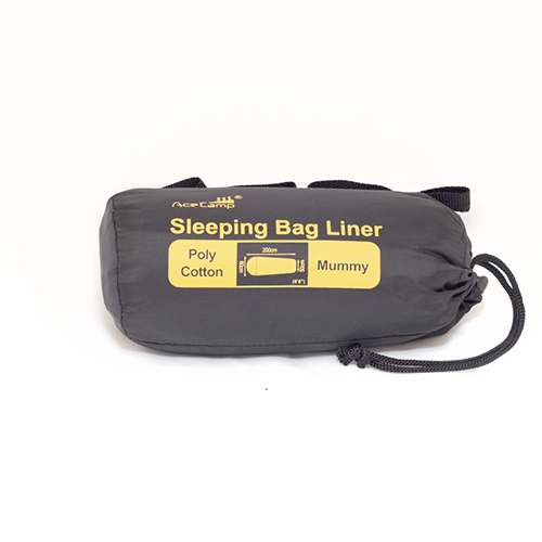 Vložka Sleeping Bag Liner - Polycotton Mummy