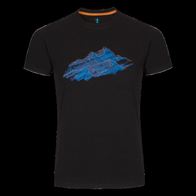 Zajo Bormio T-shirt SS - čierna