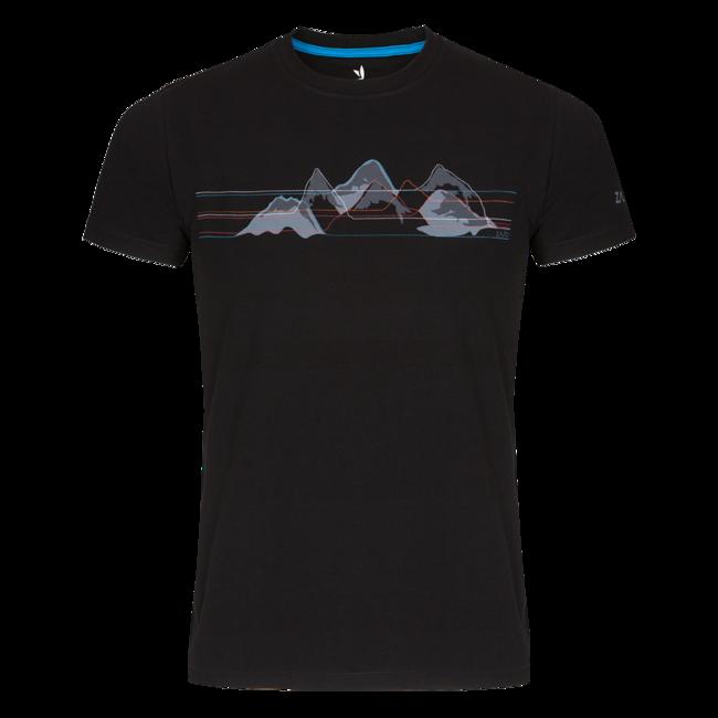 Zajo Bormio T-shirt SS - čierna 2